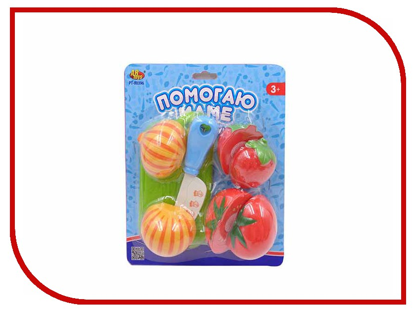 Игра ABtoys Набор продуктов Помогаю Маме PT-00396