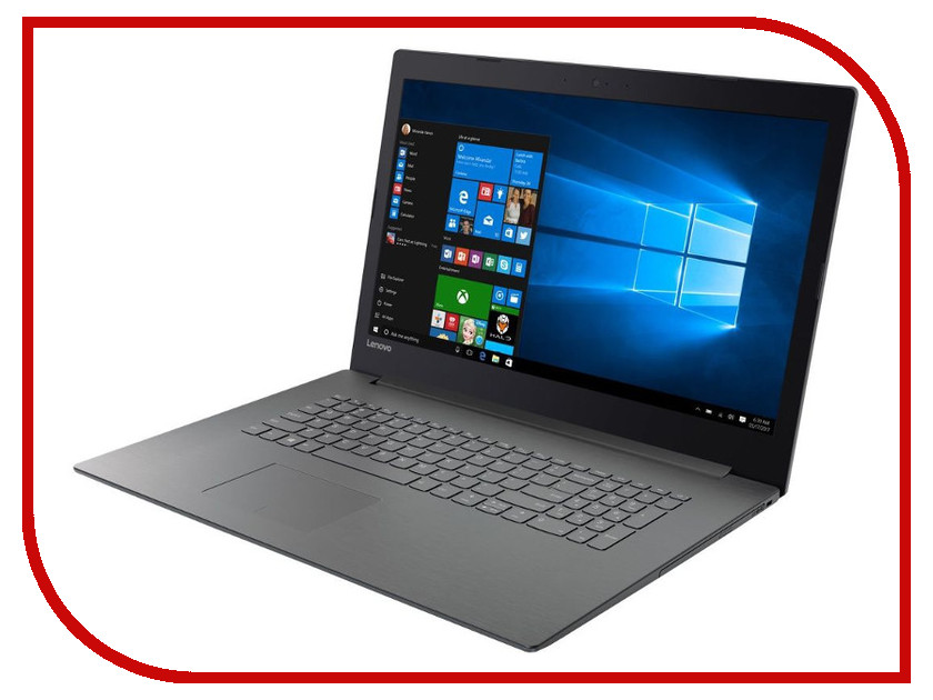 Ноутбук Lenovo V320-17IKBR Grey 81CN000NRU (Intel Core i5-8250U 1.6 GHz/8192Mb/1000Gb/DVD-RW/nVidia GeForce MX150 2048Mb/Wi-Fi/Bluetooth/Cam/17.3/1920x1080/Windows 10 Home 64-bit) ноутбук lenovo ideapad 320 17ikbr 81bj003nru intel core i5 8250u 1 6 ghz 8192mb 1000gb no odd nvidia geforce mx150 4096mb wi fi bluetooth cam 17 3 1920x1080 dos