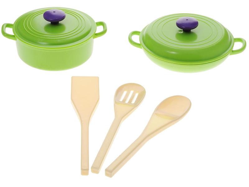 Набор посуды ABtoys Помогаю маме PT-00398 помогаю маме набор посуды для чаепития 14 предметов