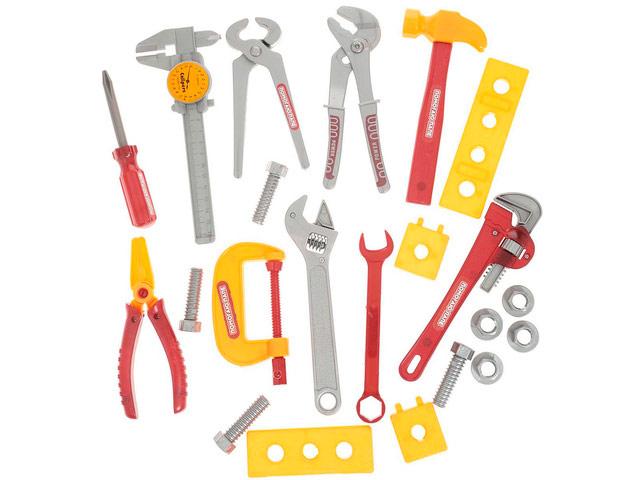 Набор инструментов ABtoys Помогаю Папе PT-00141 цены