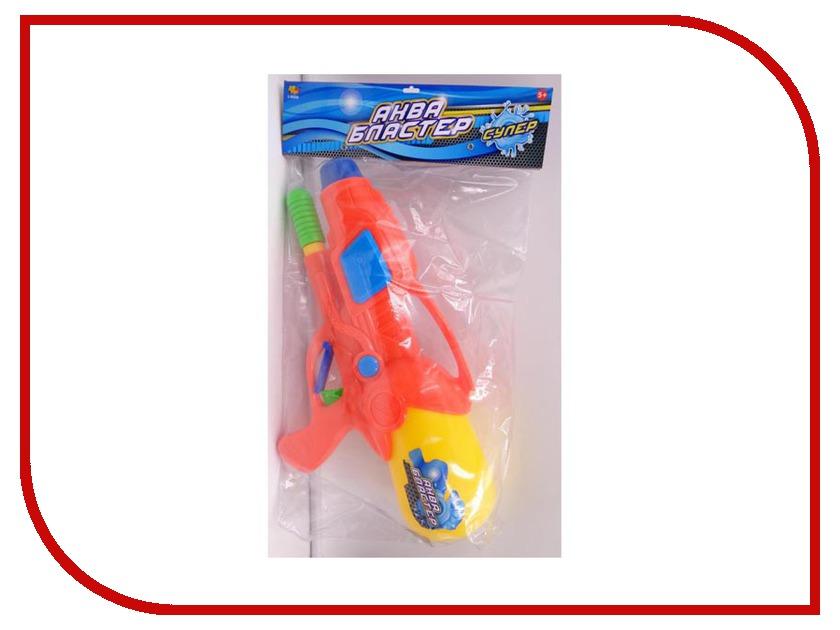 Игрушка ABtoys Аквабластер S-00088 пряжа для вязания patons fab big colour цвет бирюзовый зеленый синий 00088 120 м 200 г 9806557 00088