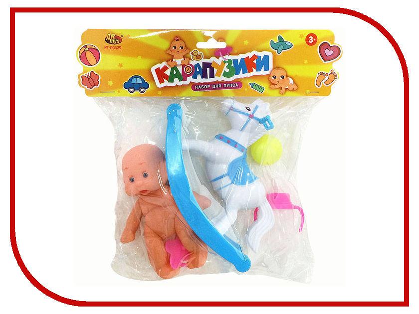 Кукла ABtoys Карапузики PT-00429 pic32mx460f256l 80i pt