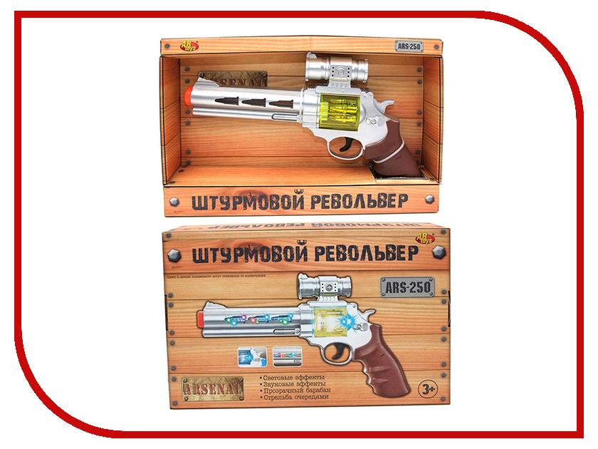 Игрушка ABtoys Штурмовой револьвер ARS-250 ручная пила japan ars alice ars 210dx