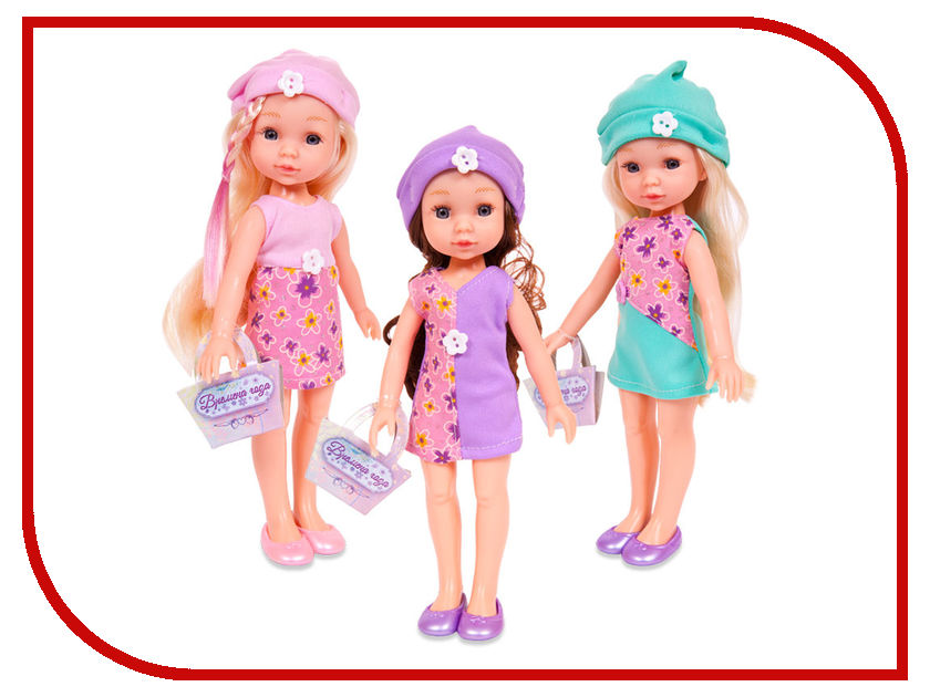 Кукла ABtoys Времена года - Весна PT-00506 яков быль временагода весна