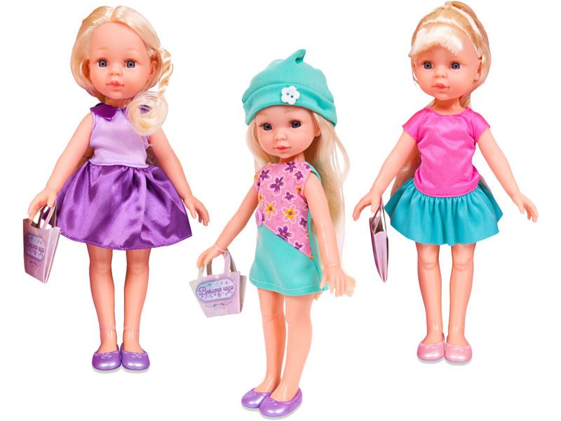 Кукла ABtoys Весенний вальс с аксессуарами PT-00475