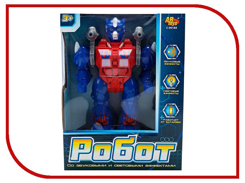 Игрушка ABtoys Робот C-00189