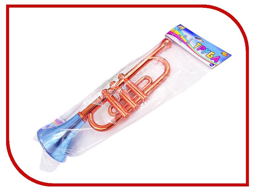 Детский музыкальный инструмент ABtoys DoReMi - Труба D-00051 музыкальный инструмент детский doremi синтезатор 37 клавиш 54 см