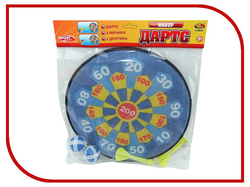 Игрушка ABtoys Дартс S-00033 дартс