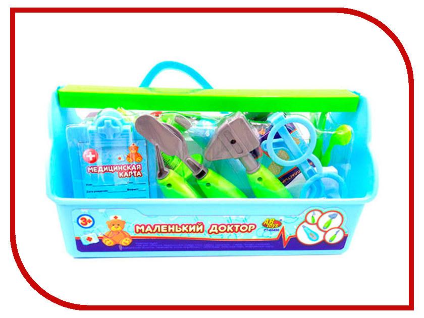 Игра ABtoys Маленький доктор PT-00496 abtoys игрушечный набор маленький доктор