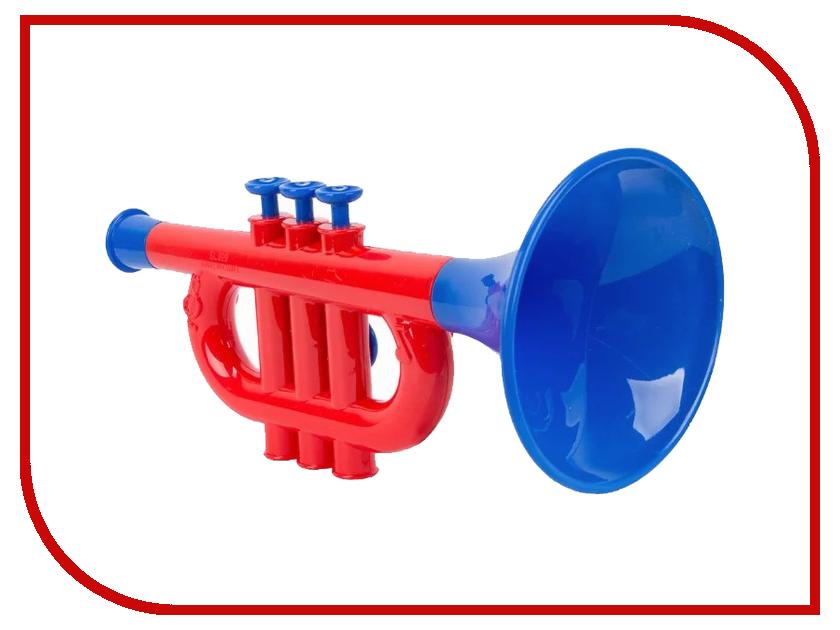 Детский музыкальный инструмент ABtoys DoReMi Baby - Труба D-00027 музыкальный инструмент детский doremi синтезатор 54 клавиши 78 см