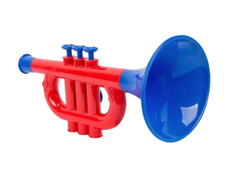 Детский музыкальный инструмент ABtoys DoReMi Baby - Труба D-00027 / D-00048