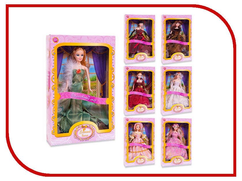 Кукла ABtoys Волшебный мир - Весенний вальс PT-00466