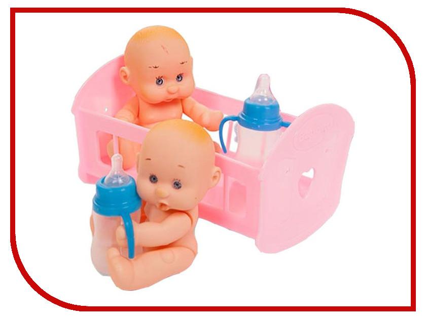 Кукла ABtoys Мой малыш с аксессуарами PT-00486 abtoys пупс мой малыш цвет голубой pt 00617