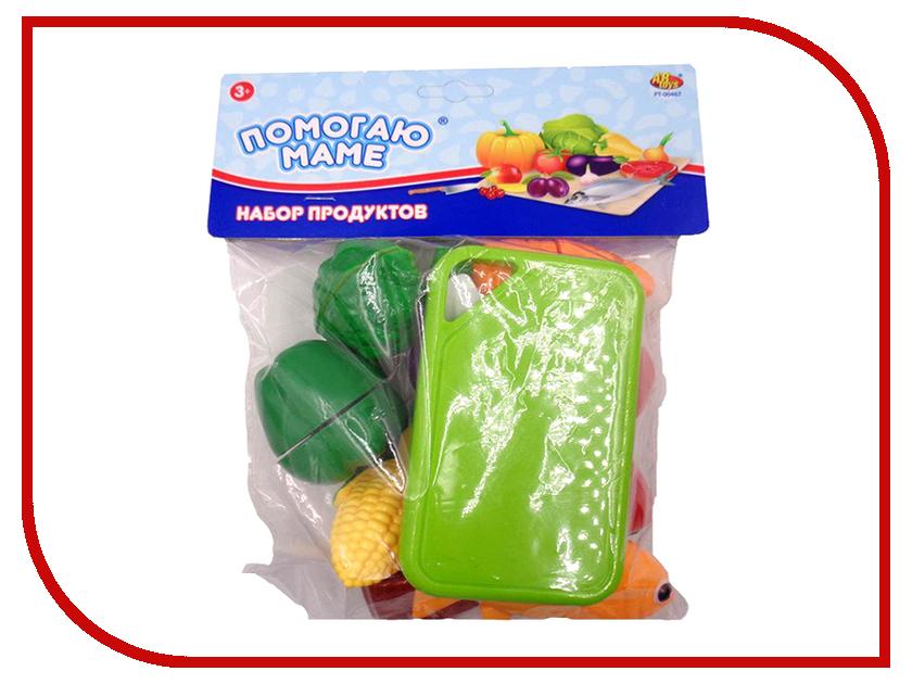 Игра ABtoys Набор продуктов Помогаю маме PT-00467 корзина тележка для продуктов abtoys помогаю маме pt 00358