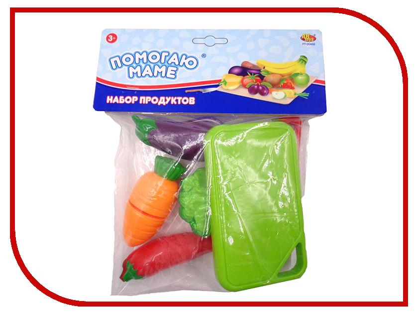 Игра ABtoys Набор продуктов Помогаю маме PT-00468 корзина тележка для продуктов abtoys помогаю маме pt 00358