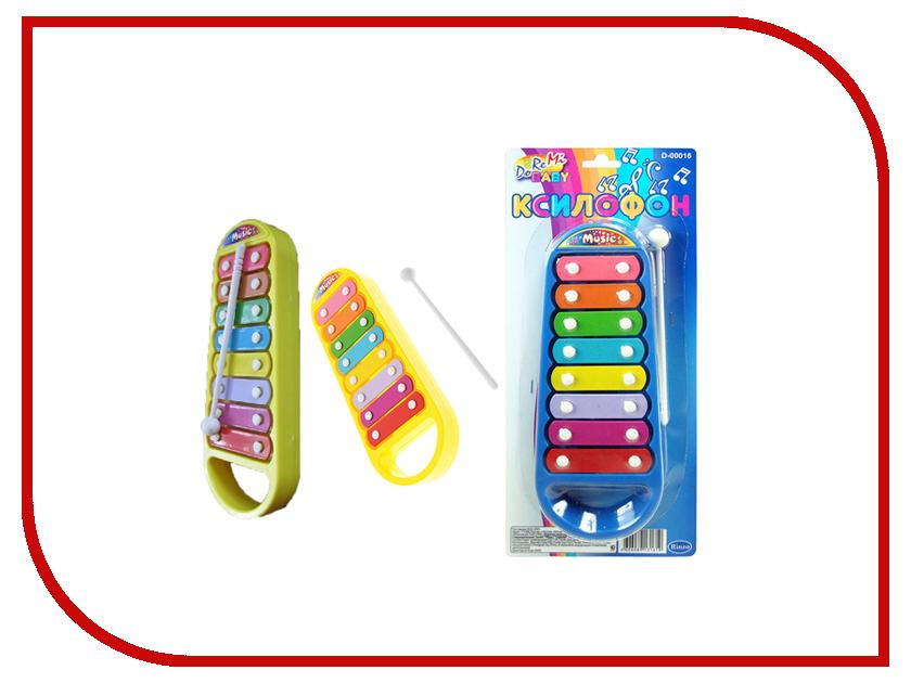 Детский музыкальный инструмент ABtoys Ксилофон D-00016 smoby музыкальный инструмент ксилофон 211013