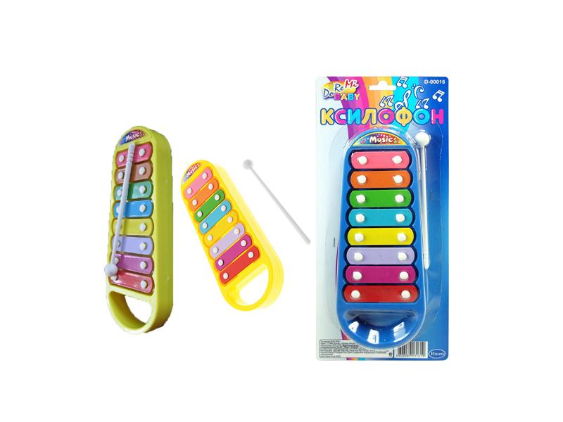 цена на Детский музыкальный инструмент ABtoys Ксилофон D-00016