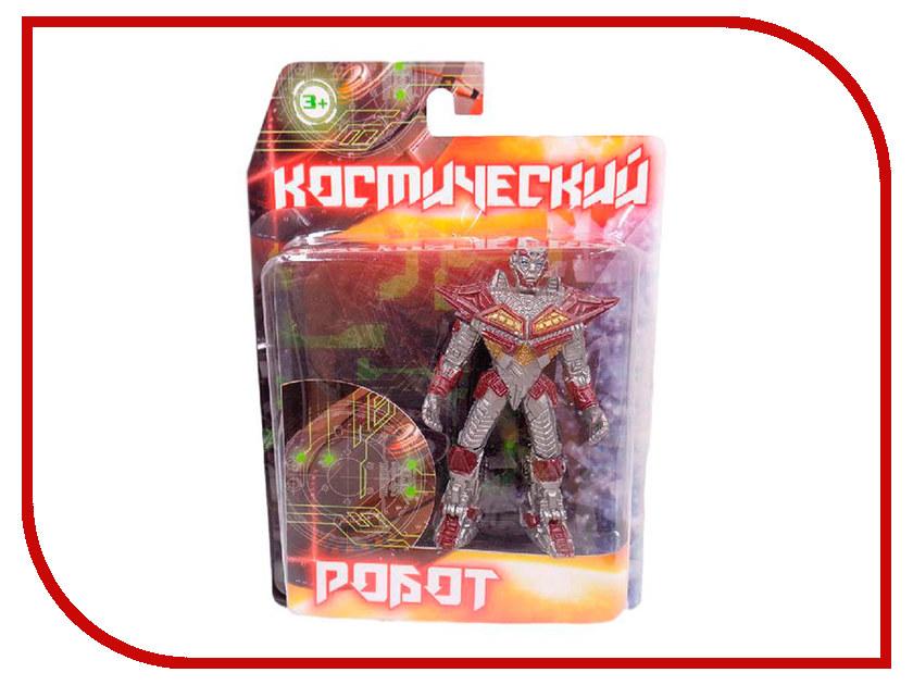 Игрушка ABtoys Космический робот C-00177 hap p kid игрушка робот red revo 3578t