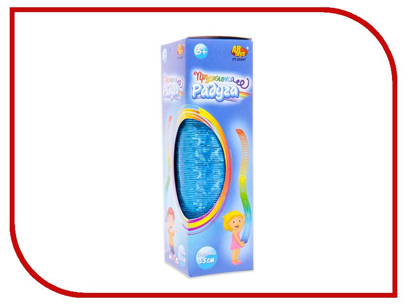 Игрушка ABtoys Пружинка Радуга PT-00497 sima land антистрессовая игрушка пружинка радуга мышка