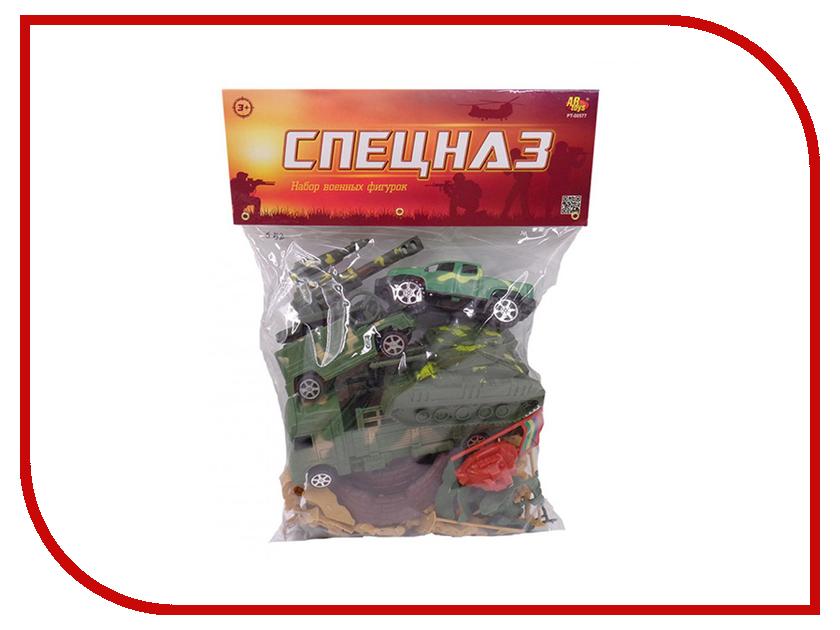 Игра ABtoys Спецназ - Солдатики и военная техника PT-00577 виктор точинов игра в солдатики