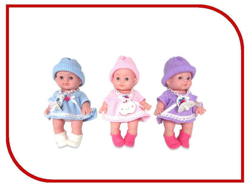 Кукла ABtoys Пупс Мой малыш PT-00592 abtoys пупс мой малыш цвет голубой pt 00617