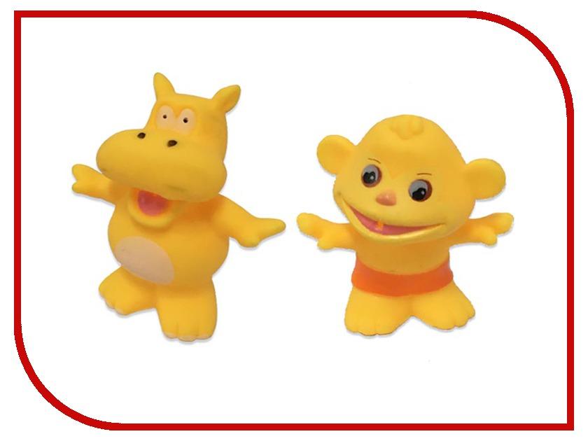Игрушка ABtoys Веселое купание - Бегемот / Обезьяна PT-00533 игрушка abtoys веселое купание катер брызгалка pt 00518