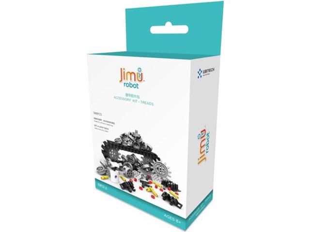 Конструктор UBTech Комплект гусеничных аксессуаров Track Accessory Kit JRU01