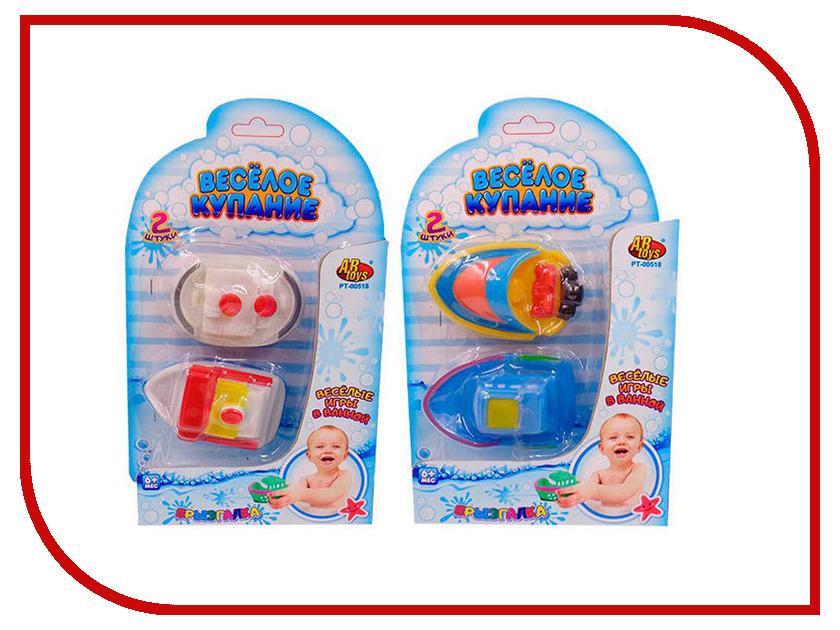 Игрушка ABtoys Веселое купание - Катер-брызгалка PT-00518 игрушка abtoys веселое купание катер брызгалка pt 00518