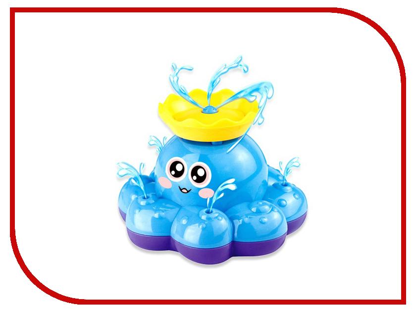 Игрушка ABtoys Веселое купание - Осьминог PT-00542 игрушка abtoys веселое купание катер брызгалка pt 00518