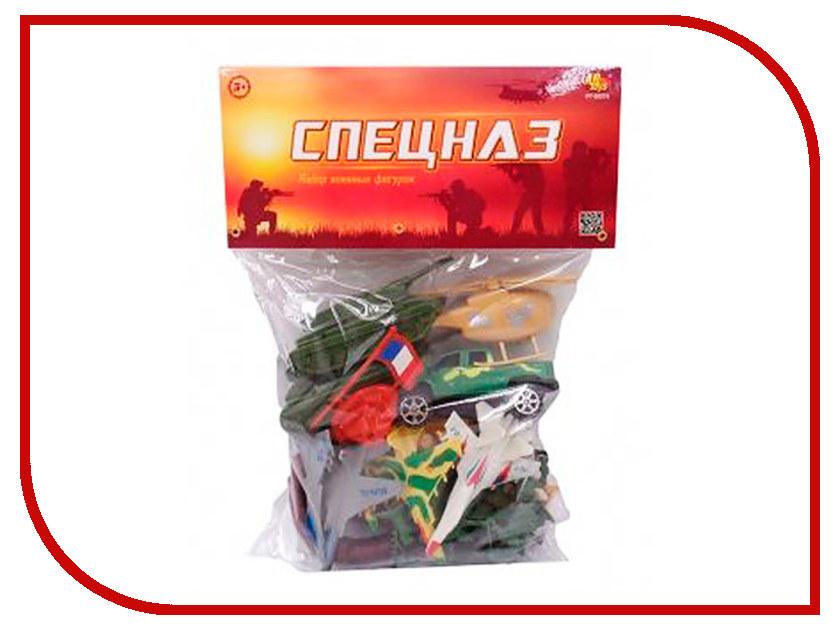 Игра ABtoys Спецназ - Военные фигурки PT-00576