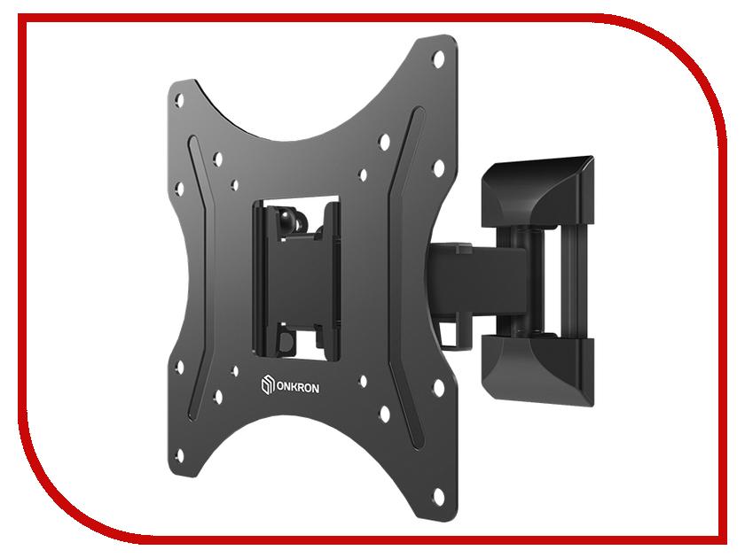 Кронштейн Onkron M2S (до 30 кг) Black цена и фото