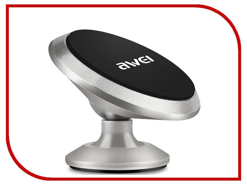 Держатель Awei X6 Silver awei awei 3 5mm in ear earphone w microphone white silver