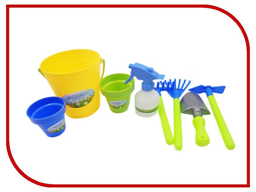 Игрушка ABtoys Набор для садоводства Помогаю маме PT-00603 abtoys помогаю маме для чаепития 10 предметов pt 00317