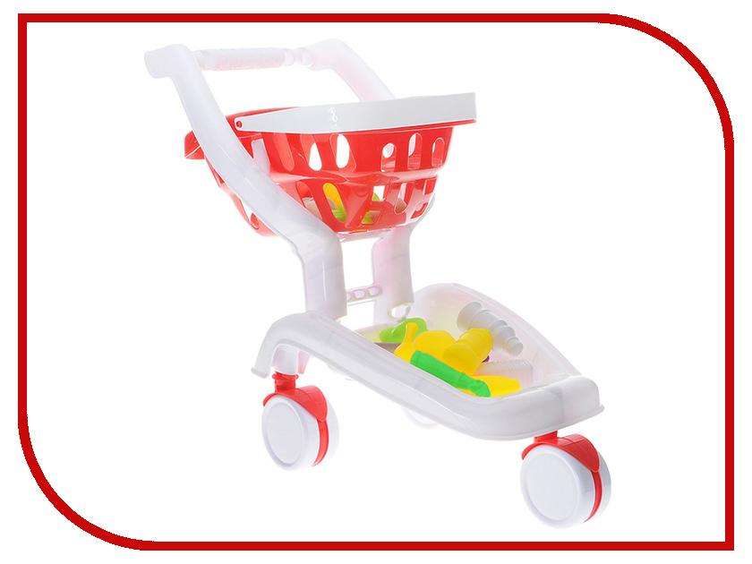Игра ABtoys Корзина для продуктов Помогаю маме PT-00622 корзина тележка для продуктов abtoys помогаю маме pt 00358
