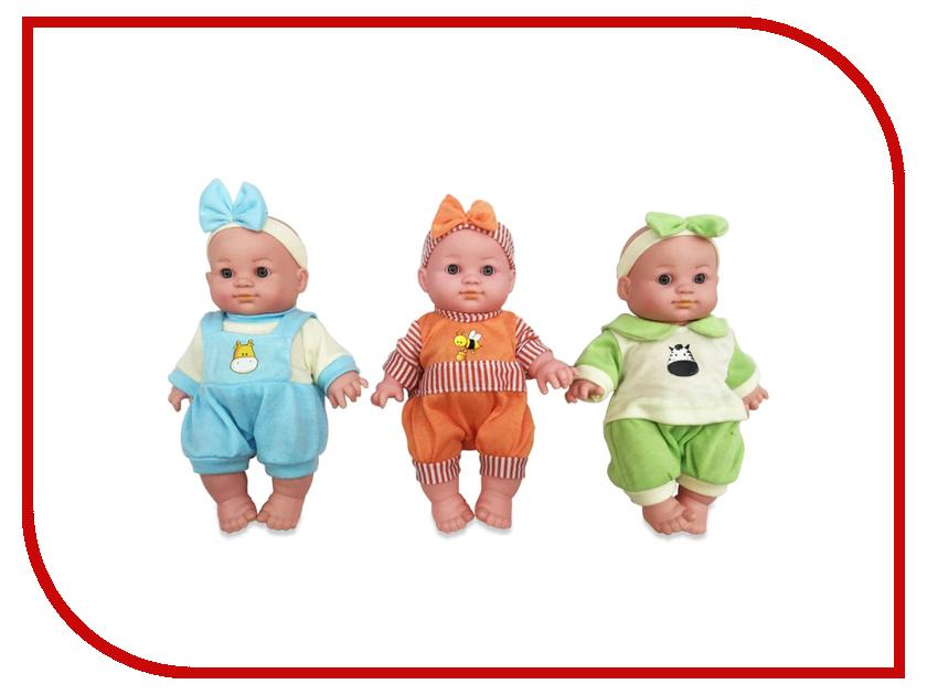 Кукла ABtoys Пупс Мой малыш PT-00609 abtoys пупс мой малыш цвет голубой pt 00617