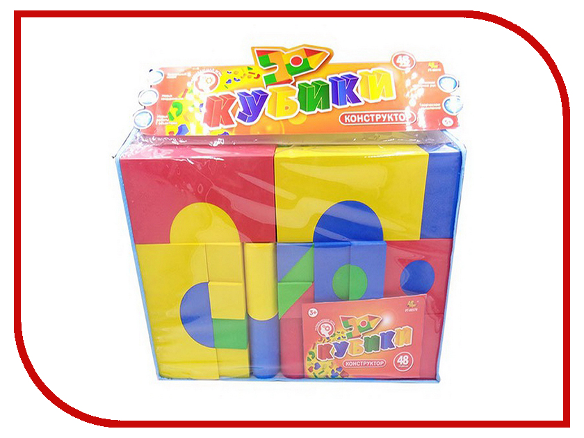 Кубики Кубики ABtoys Конструктор PT-00578