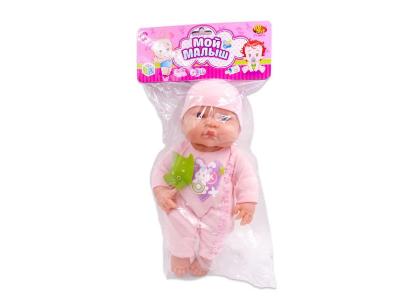 Кукла ABtoys Пупс Мой малыш с питомцем PT-00633