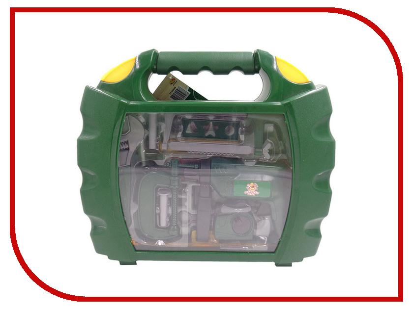 Игра ABtoys Набор инструментов Помогаю папе PT-00569 abtoys abtoys набор помогаю папе 4 предмета в чемодане