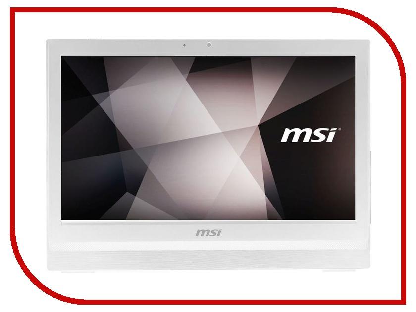 Моноблок MSI Pro 20T 7M-051RU 9S6-AA7812-051 (Intel Pentium G4560 3.5GHz/4096Mb/1000Gb/DVD-RW/Intel HD Graphics/Wi-Fi/Bluetooth/Cam/20.0/1600x900/Touchscreen/DOS)