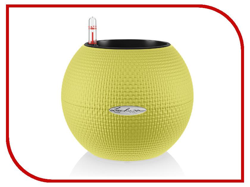 Купить Кашпо Lechuza Пуро 20 с системой автополива Green Lime 13362, Германия