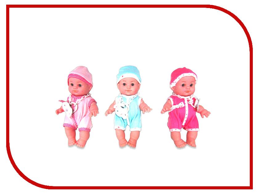Кукла ABtoys Пупс Мой малыш PT-00593 abtoys пупс мой малыш цвет голубой pt 00617