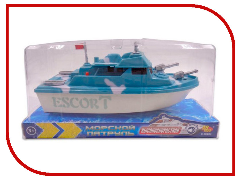 Игрушка ABtoys Морской патруль C-00204 игрушка wow морской патруль сэмми 10322
