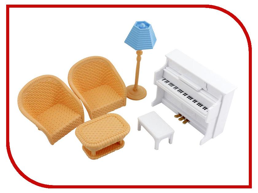 Игра ABtoys Счастливые друзья Мебель для гостиной PT-00453
