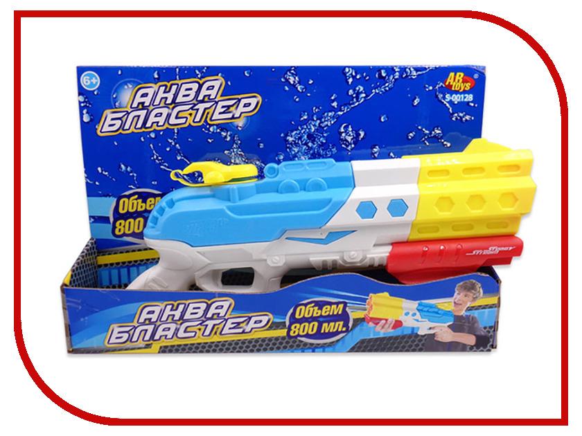 Игрушка ABtoys Аквабластер S-00128 игрушка abtoys аквабластер s 00117