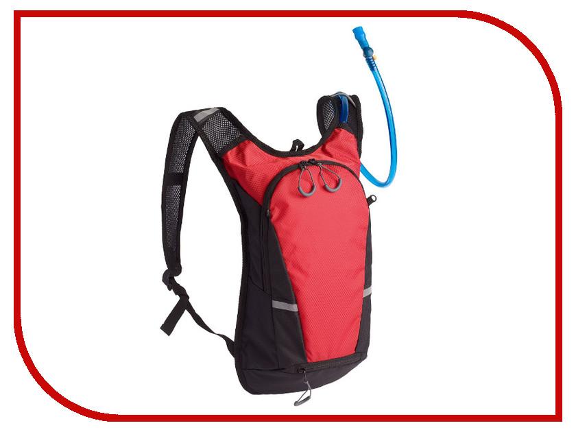 Рюкзак Stride Vattern Black-Red 2896.50 с питьевой системой