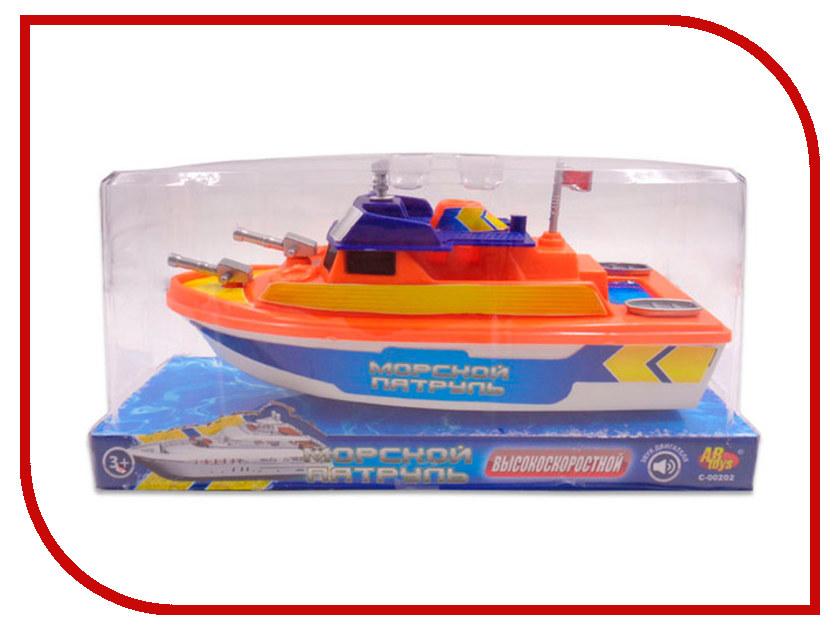 Игрушка ABtoys Морской патруль C-00202 игрушка wow морской патруль сэмми 10322