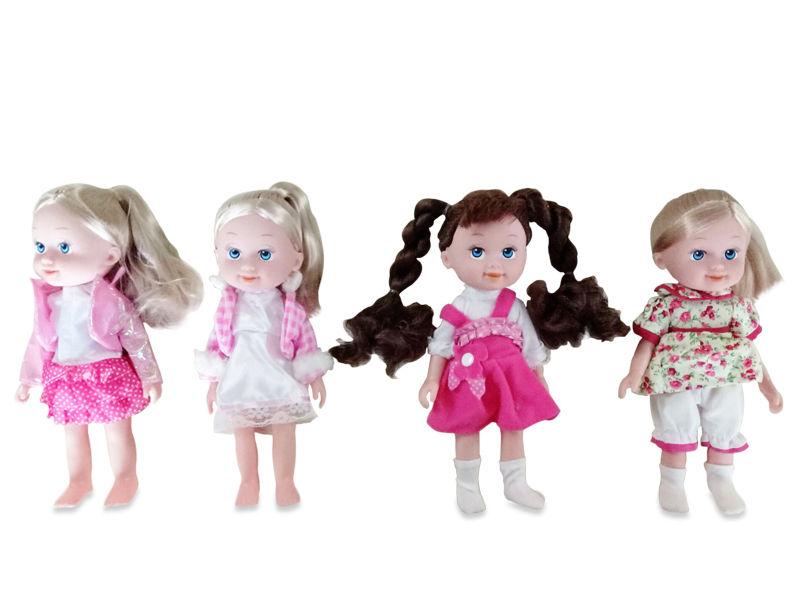 Кукла ABtoys Модница с аксессуарами PT-00679