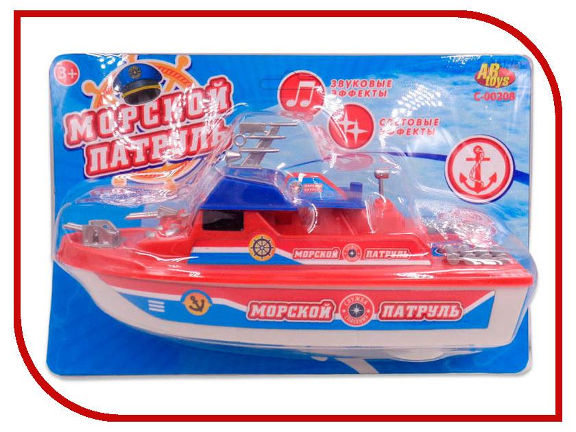 Игрушка ABtoys Морской патруль C-00208 игрушка wow морской патруль сэмми 10322