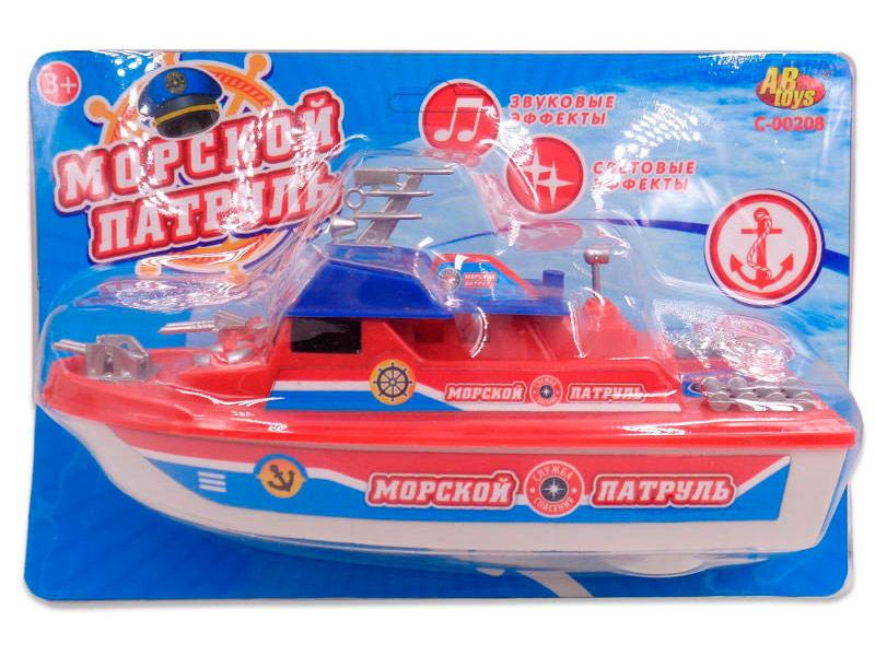 Игрушка ABtoys Морской патруль C-00208 игрушка abtoys джип монстры бездорожья c 00190