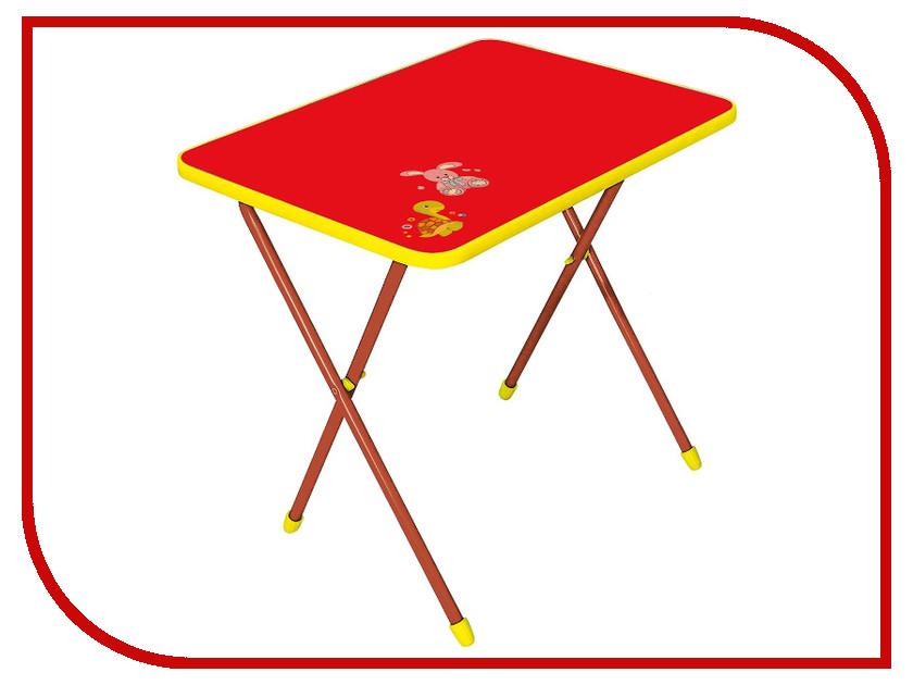 Набор детской мебели Nika Алина Red СА1 игра nika алина pink ка2 р